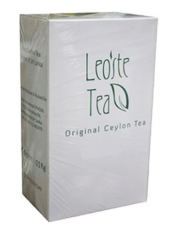 Чай Leoste Green Tea With Ginger & Cardomon 1кг