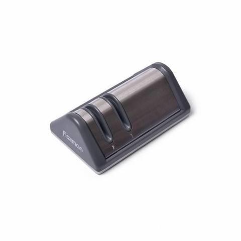 2980 FISSMAN Точило для ножей двухшаговой заточки 10,5x6,5x4 см,  купить