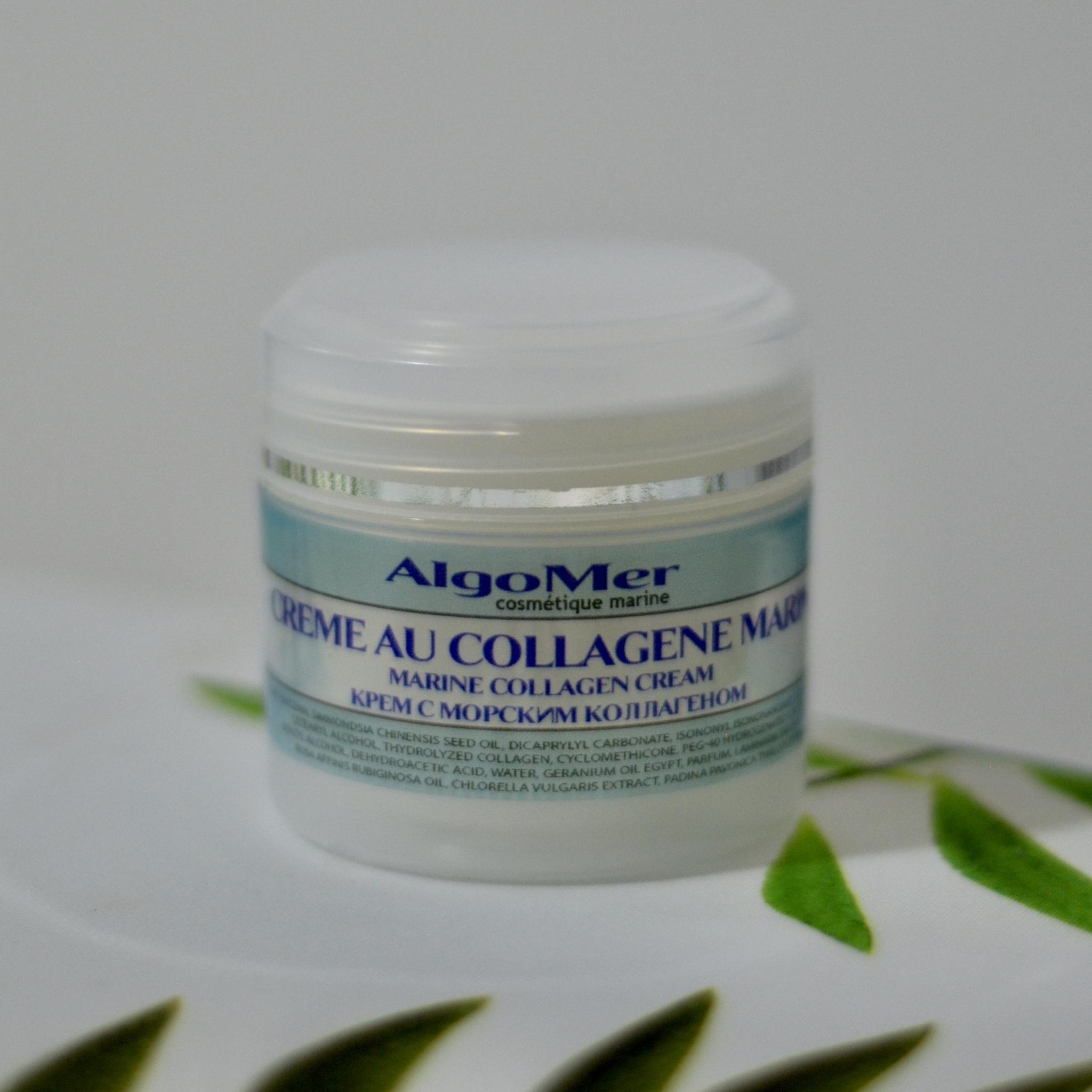 Algomer Crème Au Collagen Marin