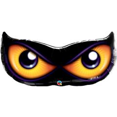 Q Фигура, Глаза жуткие, 40