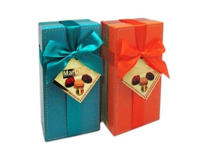 Шоколадные конфеты Пралине MarChand