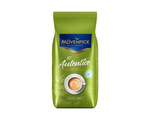 купить Кофе в зернах Movenpick El Autentico, 1 кг