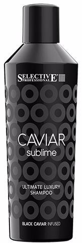 Selective Caviar Sublime Шампунь для оживления ослабленных волос 250 мл