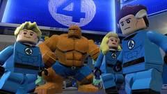 LEGO Marvel Collection (PS4, русская версия)