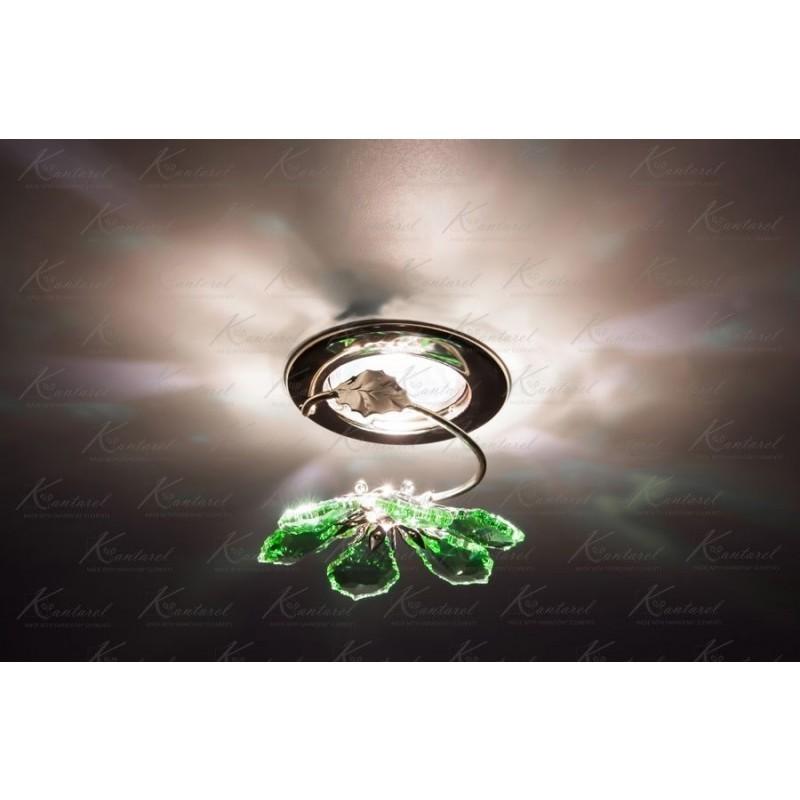 Встраиваемый светильник Kantarel BLOSSOM CD 015.3.1/2 lt peri
