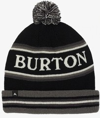 Шапка с помпоном Burton Trope Beanie True Black