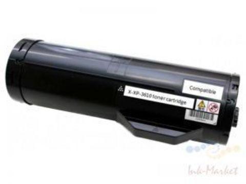 Совместимый картридж Xerox 106R02721 для Xerox Phaser 3610/WorkCentre 3615. Ресурс 5900 страниц.