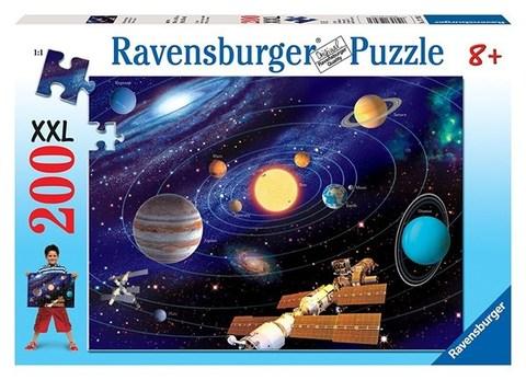 Puzzle The Solar System 200 pcs