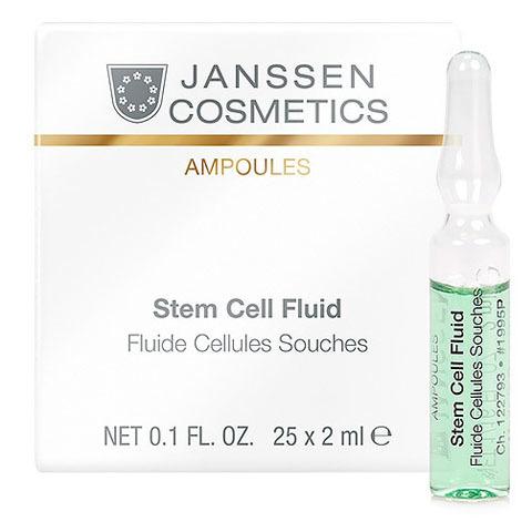Janssen Ampoules: Сыворотка в ампулах для клеточного обновления (Stem Cell Fluid)