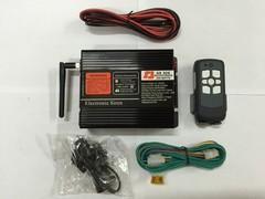 Усилитель ESAS-928 200w ( Микрофон+голос X-5) пульт черный