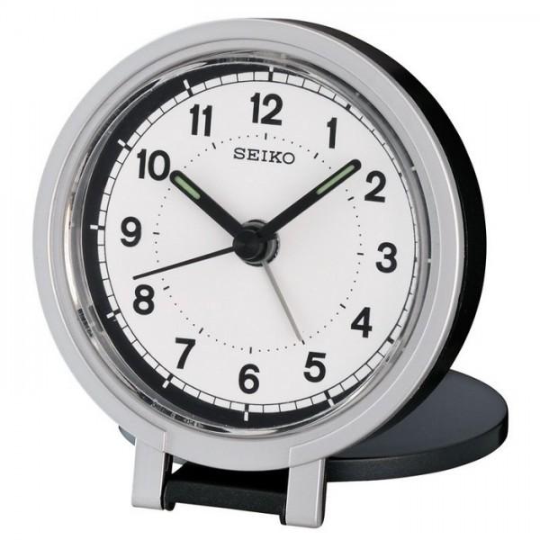 Настольные часы-будильник Seiko QHT011KL