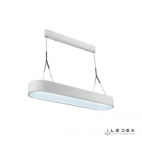 Подвесная люстра iLedex Bend 8330E-WH