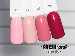 Гель-лак Fresh Prof 10 мл LipStick 26