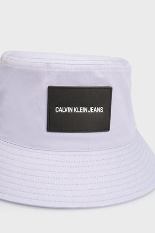 Женская сиреневая панама Calvin Klein