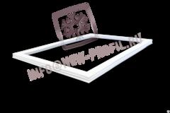 Уплотнитель для холодильника Sharp SJ -P44N-BE м.к 650*540 мм (017)