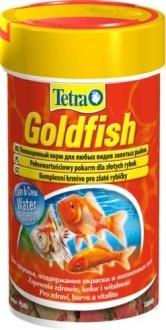 Tetra Корм для всех видов золотых рыбок, TetraGoldfish, в хлопьях тетра_зол_рыб_100.jpg
