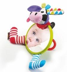 Yookidoo Игрушка-зеркальце Коровка (40144)