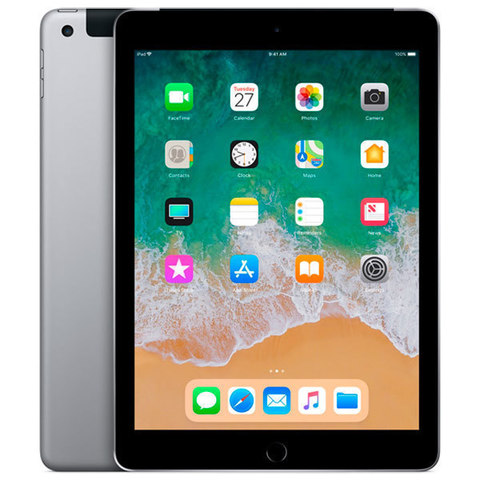 iPad (2018) 32GB Wi-Fi+Cellular Space Grey