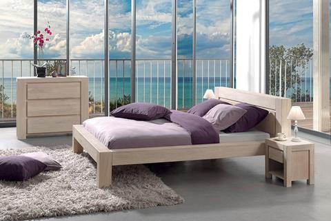 Мебель для спальни из дуба Бъерн