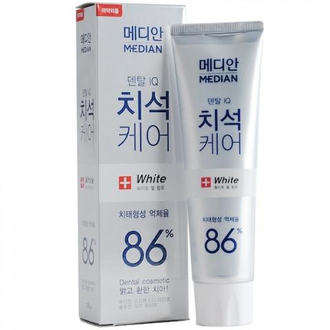 Median, Отбеливающая зубная паста Dental Cosmetic White