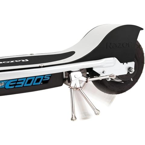 Электросамокат с сиденьем Razor E300S Белый