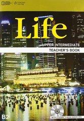 Life Upper Intermediate Teacher's Book with Class Audio CD