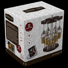 Мини-бар «Кристалл» под шампанское и водку, 12 предметов, фото 7