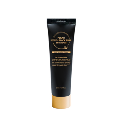 Pekah Восстанавливающий ВВ крем с муцином Черной Улитки Rebirth Black Snail BB Cream, 30ml