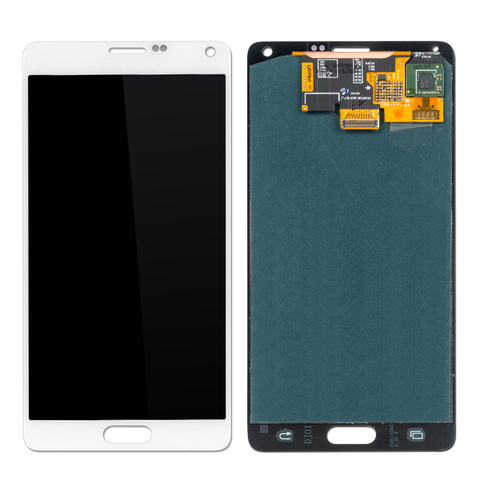 LCD SAMSUNG Note 4 N910H + Touch White Orig