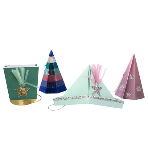Праздничные шапочки для вечеринок