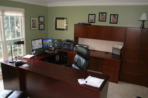 Оборудование кабинетов руководителей