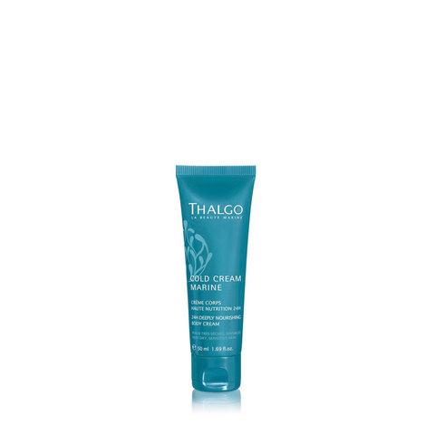 Thalgo Интенсивный питательный крем для тела миниатюра 24H Deeply Nourishing Body Cream