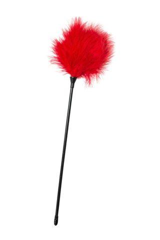 Красный пуховый тиклер Nightfall - 41 см.