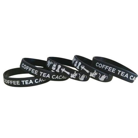 Браслет Coffee Tea Cacao черный