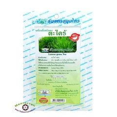 Чай Лемонграсс / Lemon Grass Tea, 20 фильтрпакетов, Thanyaporn Herbs