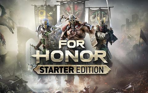 For Honor - Starter Edition (для ПК, цифровой ключ)