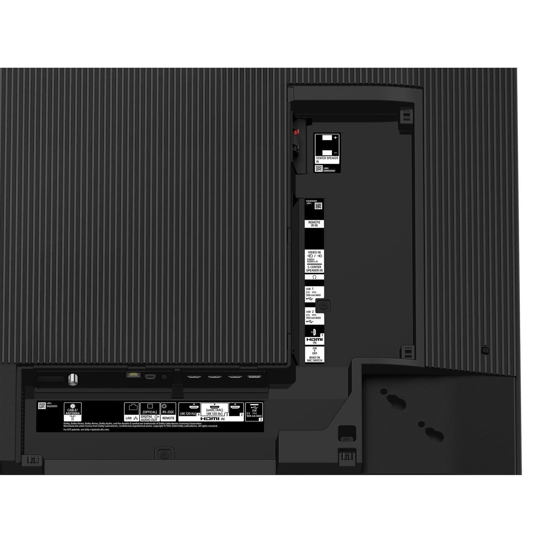 Интерфейс OLED телевизора Sony XR-55A90J