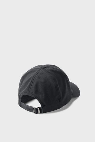 Женская черная кепка UA Threadborne Renegade Cap Under Armour