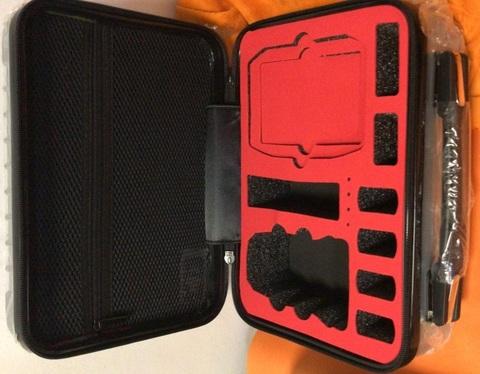 Кейс для квадрокоптера DJI Mini 2 пластик серебристый