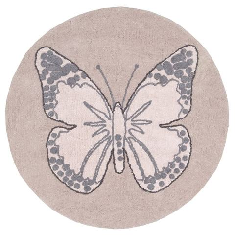 Ковер Lorena Canals Butterfly Vintage Nude  (160D)