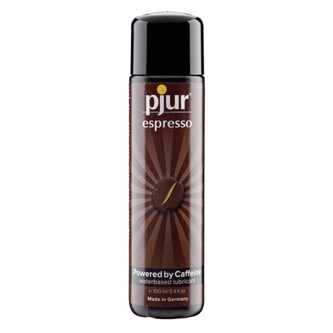 Водная смазка с экстрактом кофе Pjur - Espresso 100 мл