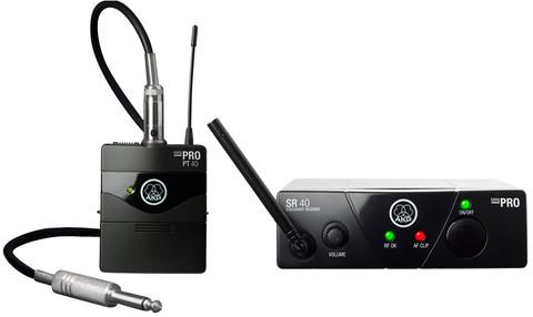 AKG WMS40 Mini Instrumental Set BD ISM1 инструментальная радиосистема