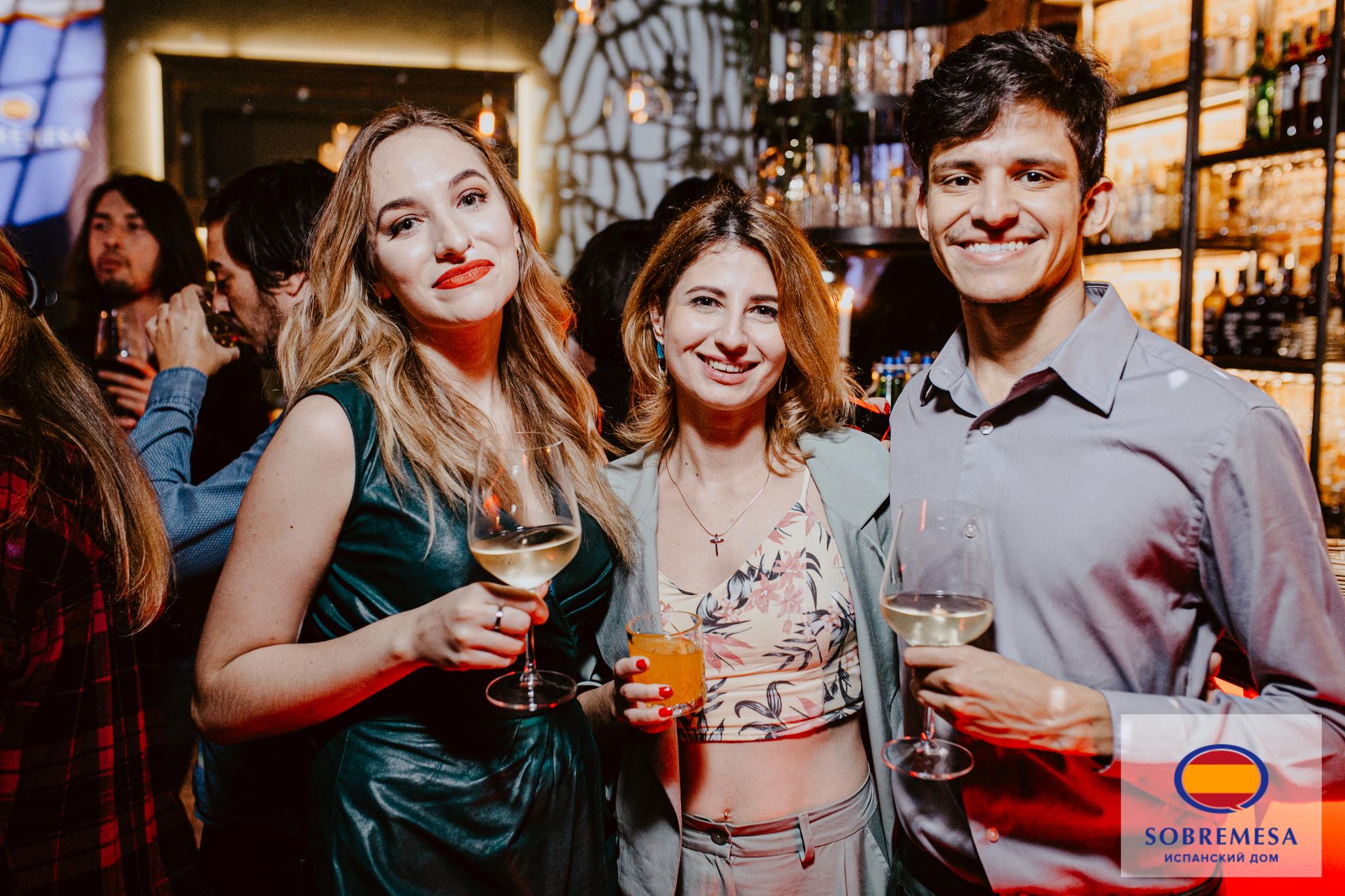 La fiesta El día de la HISPANIDAD фото