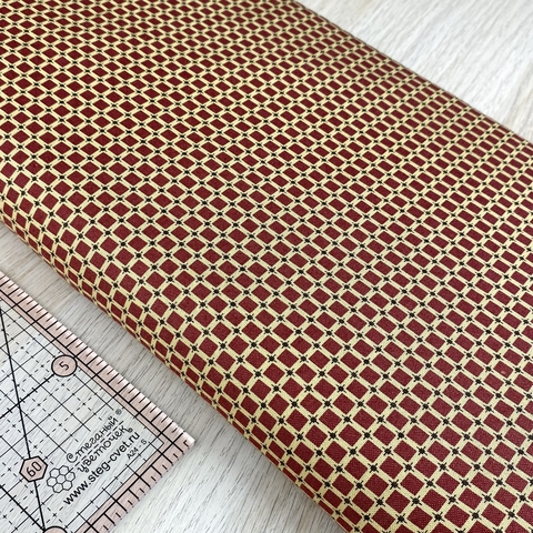 Ткань для пэчворка, хлопок 100% (арт. M0653)