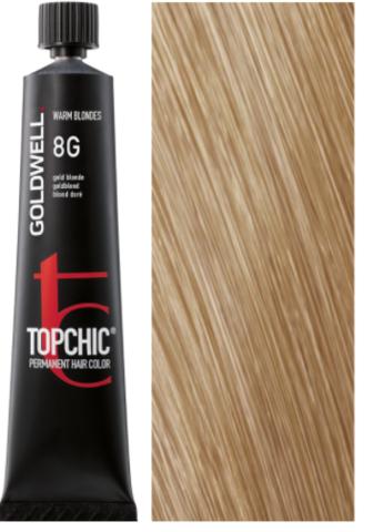 Goldwell Topchic 8G русый золотистый TC 60ml