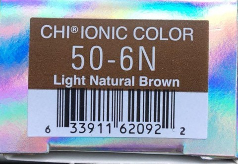 Крем-краска CHI Ионик 50-6 N 85 гр