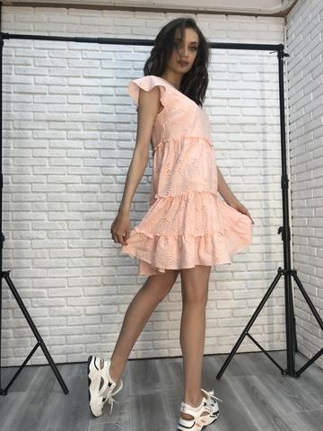 Короткое платье-сарафан интернет магазин