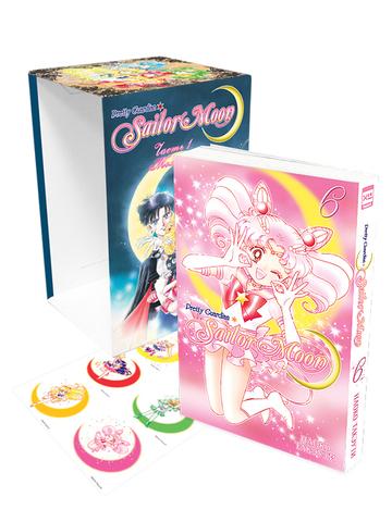 Sailor Moon. Том 6. + Коллекционный бокс. Часть 1