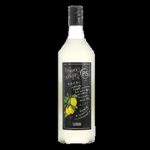 Сироп ProffSyrup Лимон, 1л