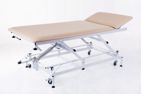 Массажный стол на гидроприводе КСМ-042г с Регистрационным удостоверением